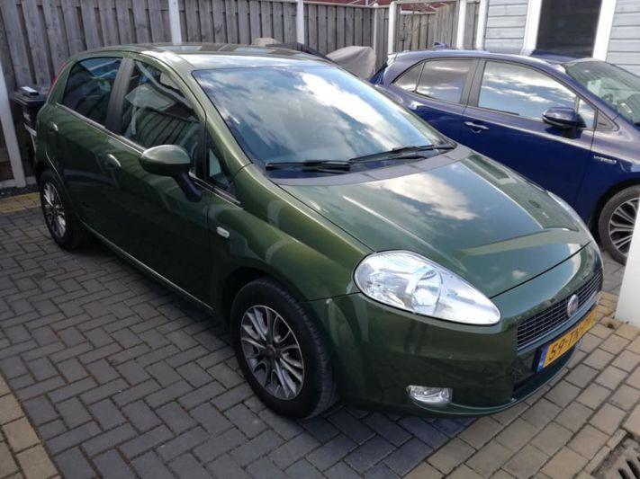 Fiat Grande Punto 1.4 8v Edizione Blue & Me (2006)