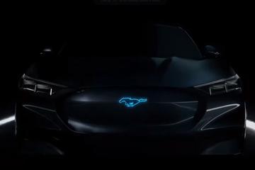 Ford laat stukje nieuwe Mustang-versie zien