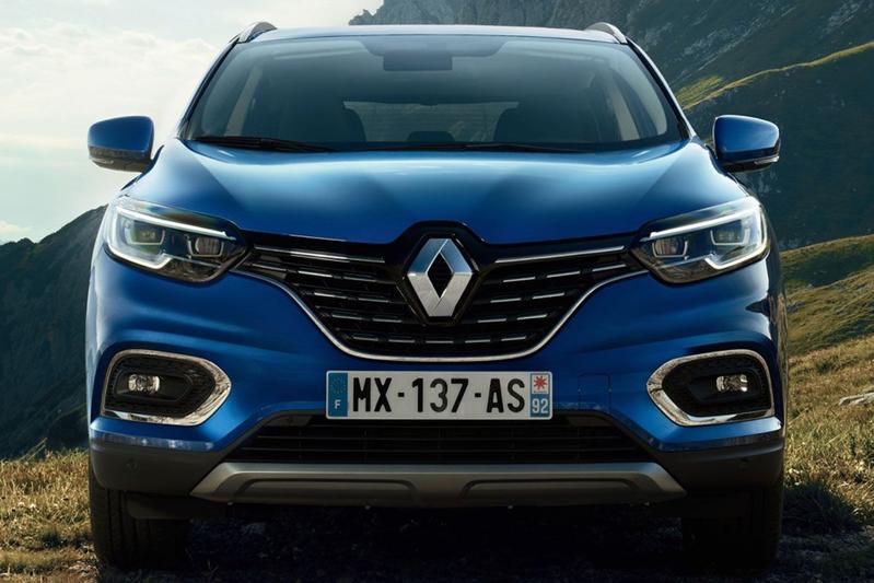 Facelift Friday: Renault Kadjar