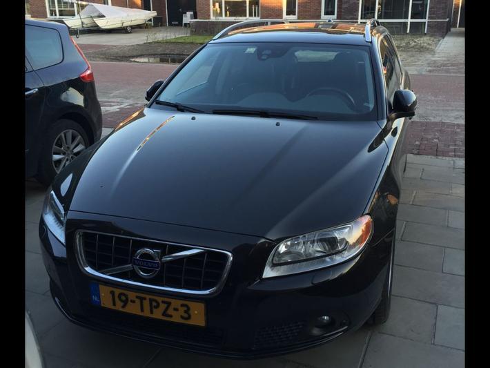 Volvo V70 D3 Limited Edition (2012)
