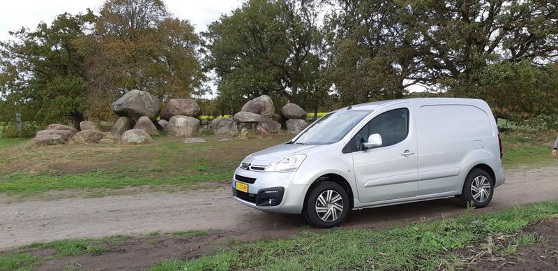 Citroën Berlingo BlueHDi 75 Business (2018)