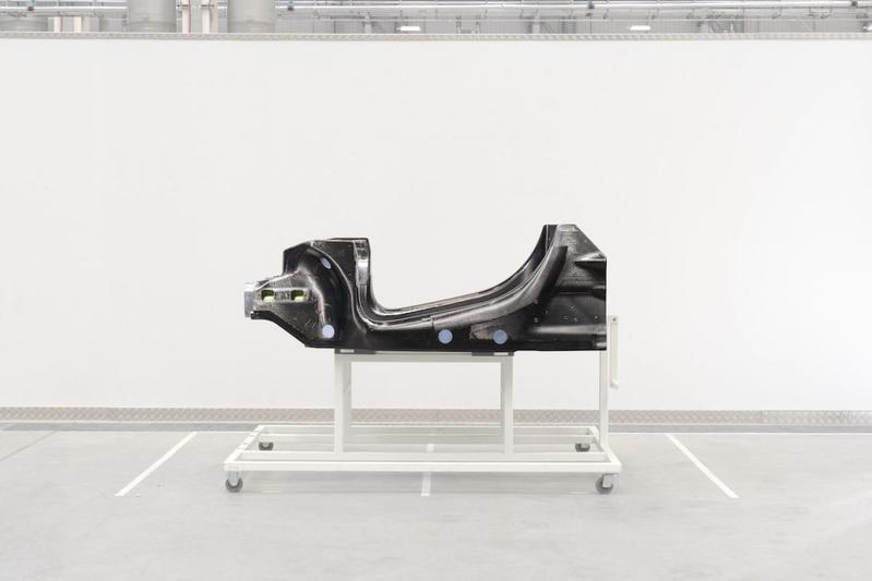 McLaren platform