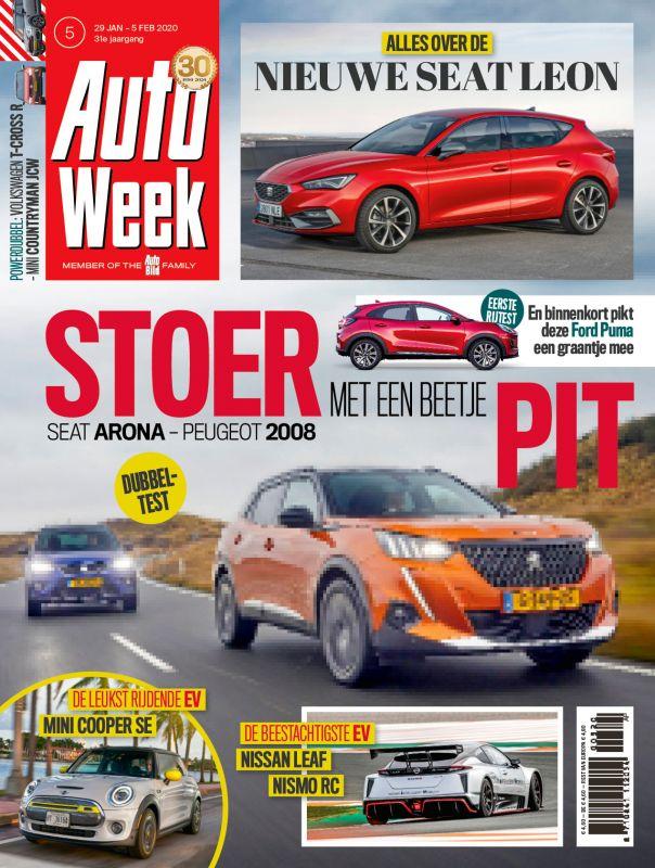 AutoWeek 5 2020