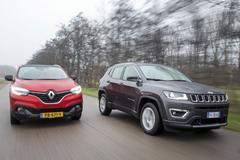 Jeep Compass - Renault Kadjar