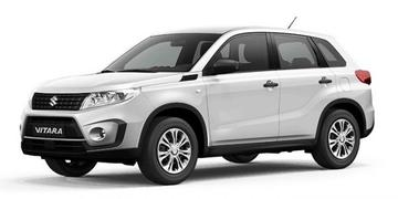 Back to Basics: Suzuki Vitara