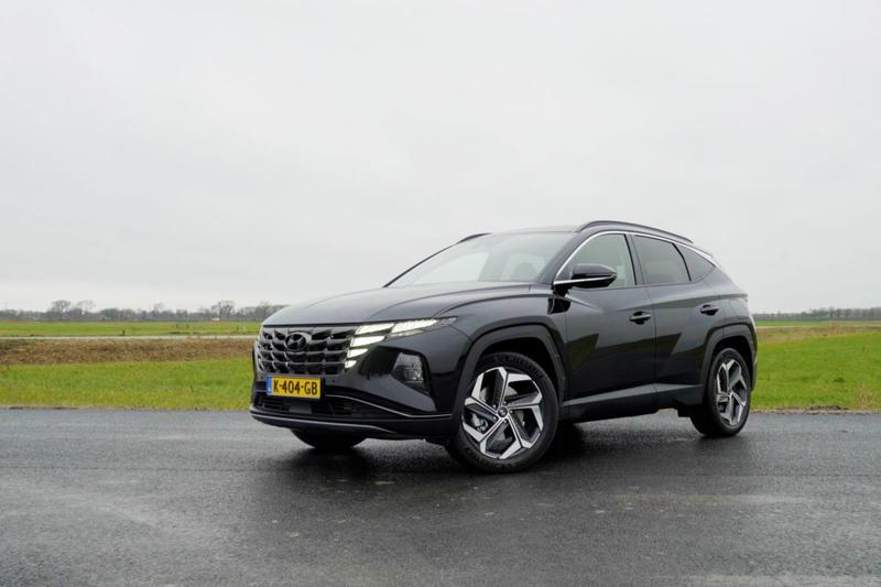 Hyundai Tucson - Rij-impressie