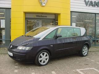 Renault Avantime 2.0 16V Turbo Privilge (2002)