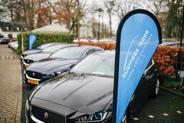 Vijftig Jaguars XE voor Uber