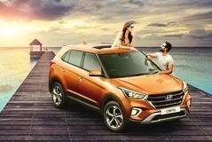 Subtiel vernieuwd: Hyundai Creta (India)