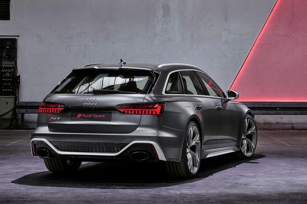 Audi RS6 Avant ook naar Noord-Amerika