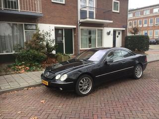 Mercedes-Benz CL 500 (2000)
