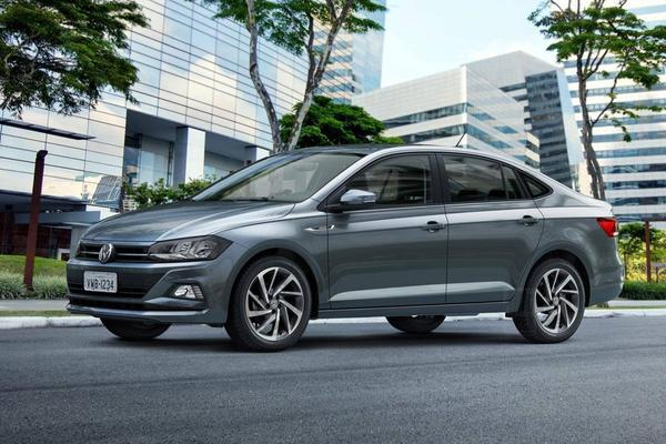 Volkswagen Virtus gepresenteerd