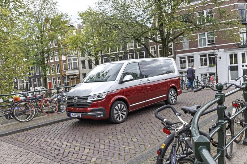 Volkswagen Transporter en Multivan T6.1 - Eerste Rijtest
