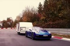 Porsche snelste trekker op de Ring