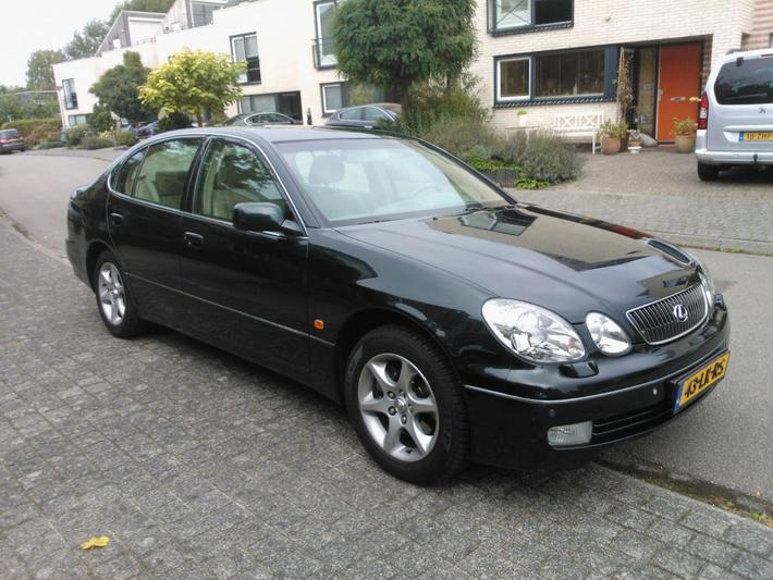 Lexus GS 300 Executive (2003)