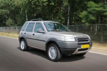 Land Rover Freelander - 2002 - 506.996 km - Klokje Rond