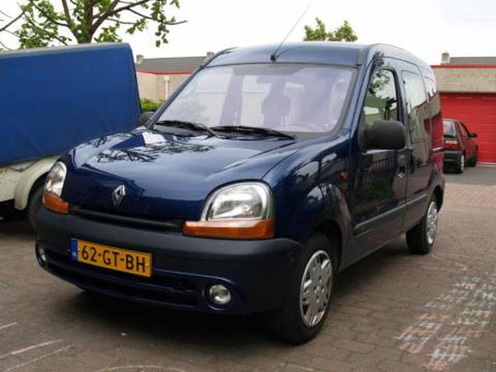Renault Kangoo RXE 1.4 (2001)