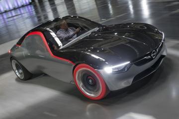 Opel GT toch nog niet afgeschoten