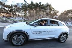 190 autonome kilometers met Hyundai Nexo