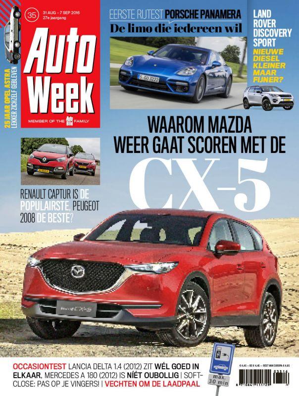 AutoWeek 35 2016