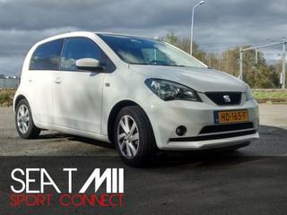 Seat Mii 1.0 60pk Ecomotive Sport Connect (2016)